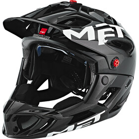MET Parachute Helmet anthracite/black
